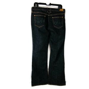 Eddie Bauer Classic Bootcut Flare Black Jeans